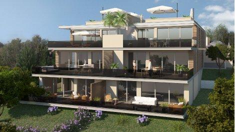 Écohabitat immobilier neuf éco-habitat Saint-Raphaël - Vue Mer - St-ra-689