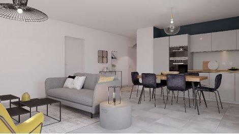 Immobilier basse consommation à Valbonne