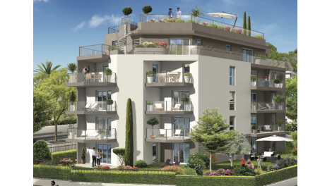 Programme immobilier loi Pinel Antibes-861 à Antibes