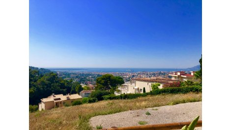 Programme immobilier neuf Cannes View 815
