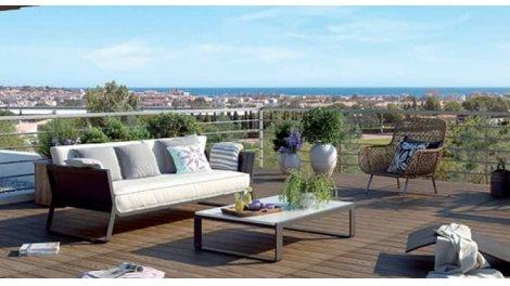Écohabitat immobilier neuf éco-habitat Fréjus - Livraison Imminente - Fre-ga