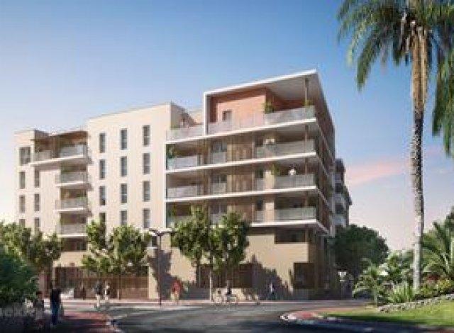 Programme immobilier loi Pinel Fre-Gab à Fréjus
