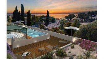 Programme immobilier neuf Résidence Neuve 774 - Vue Mer - les Issambres (83) Les Issambres