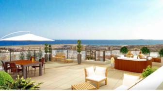 Appartements neufs Nic-616 Villa Horizon investissement loi Pinel à Nice