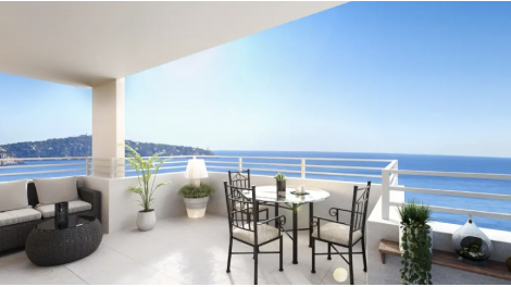 Appartement neuf Nic-707 - Une Vue Panoramique à Nice