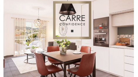 Programme immobilier neuf Carré Confidence Nice 804 Nice