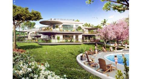 Programme immobilier loi Pinel Résidence Bord de Golfs - Saint-Raphaël St-ra-660 à Saint-Raphaël