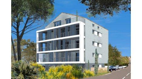 Appartement neuf Résidence Intimiste - Saint-Raphaël (83) 719 éco-habitat à Saint-Raphaël