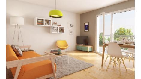 Appartement neuf Résidence Neuve - Saint-Raphaël (83) 672 éco-habitat à Saint-Raphaël