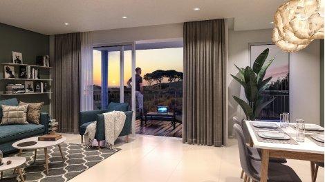 Investissement immobilier loi Pinel Résidence Neuve - Mer - Saint-Raphaël (83) 772 investissement loi Pinel à Saint-Raphaël