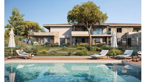 Programme immobilier loi Pinel Sma-Lca à Sainte-Maxime