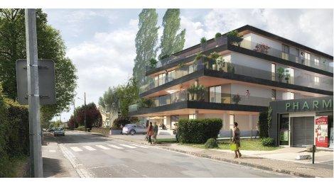 Programme immobilier loi Pinel Les Terrasses du Hamel à Bois-Guillaume