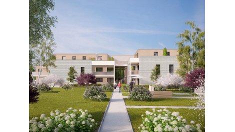 Programme immobilier loi Pinel Les Terrasses du Golf à Mont-Saint-Aignan