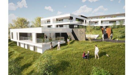 Éco habitat éco-habitat Le Parc Bellevue à Mont-Saint-Aignan