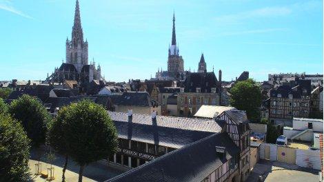 Éco habitat éco-habitat Villa Saint Maclou à Rouen