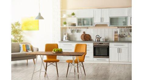 Écohabitat immobilier neuf éco-habitat Cote Grigny