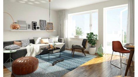 Programme immobilier loi Pinel Square Part-Dieu à Lyon 3ème