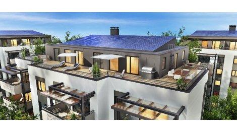 Programme immobilier loi Pinel Huitieme Jardin à Lyon 8ème