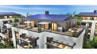 Eco habitat programme Huitieme Jardin Lyon 8ème