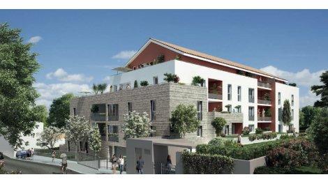 Programme immobilier loi Pinel Oxygene à Pierre-Bénite