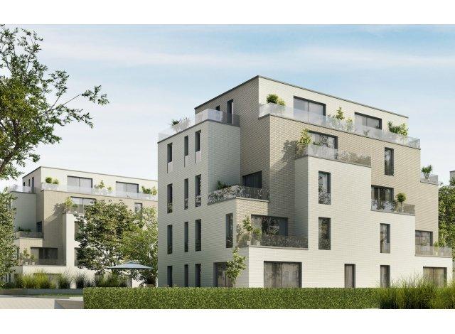 Programme immobilier loi Pinel Rillieux 5 à Rillieux-la-Pape