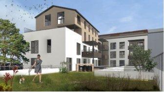Eco habitat programme Jardin Secret Vienne
