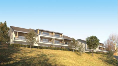 immobilier ecologique à Argonay
