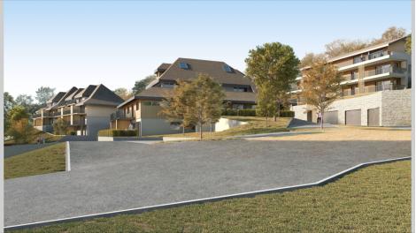 Domaine saint beno t argonay programme immobilier neuf 105479 for Trouver logement neuf