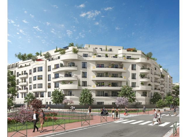 Programme immobilier neuf 14 Parc