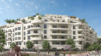 Programme immobilier neuf 14 Parc Levallois-Perret