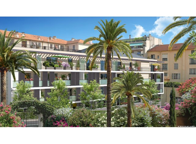 Programme immobilier neuf Esprit Nice à Nice