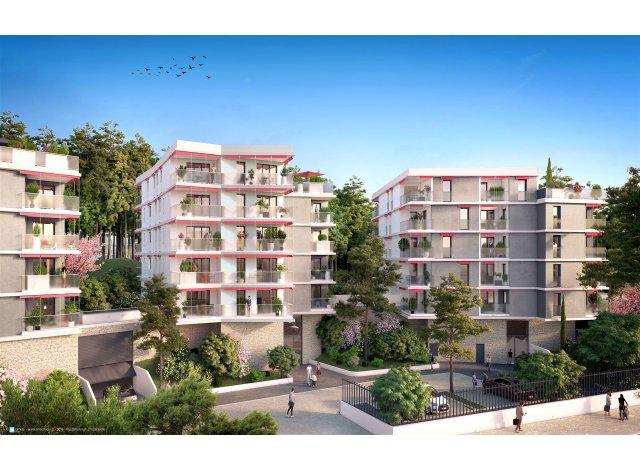 Programme immobilier neuf Coeur Boisé Marseille 13ème