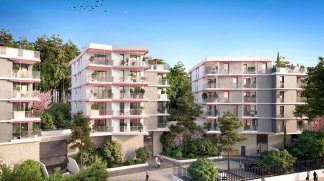Investir programme neuf Coeur Boisé Marseille 13ème