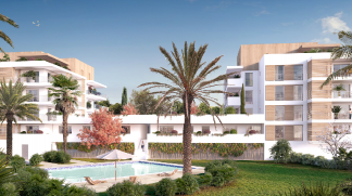 Programme immobilier neuf La Closerie Antibes