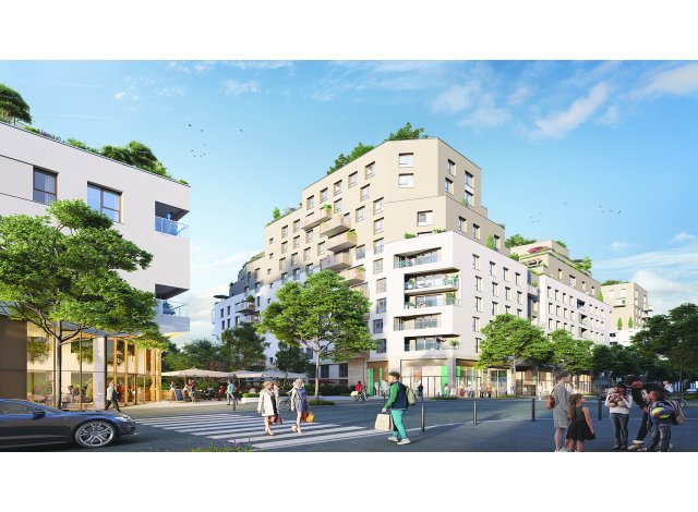 Programme immobilier neuf O'Mathurins - At'Home à Bagneux