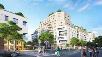 Programme immobilier neuf O'Mathurins - At'Home Bagneux
