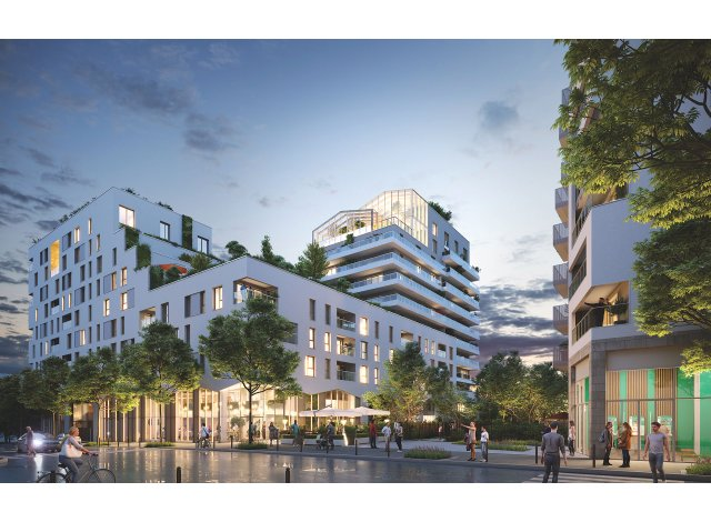 Programme immobilier neuf O'Mathurins à Bagneux