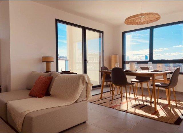 Programme immobilier loi Pinel Rouss'Ô à Villeurbanne