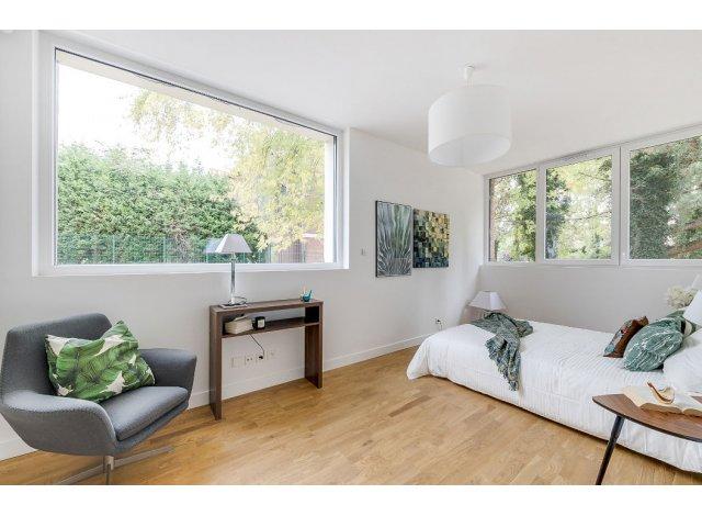 Programme immobilier loi Pinel Le Domaine d'Hestia - Villa Priape à Saint-André-Lez-Lille