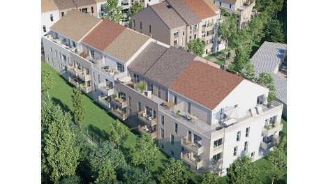 Programme immobilier neuf Val d'Oise Aquarelle