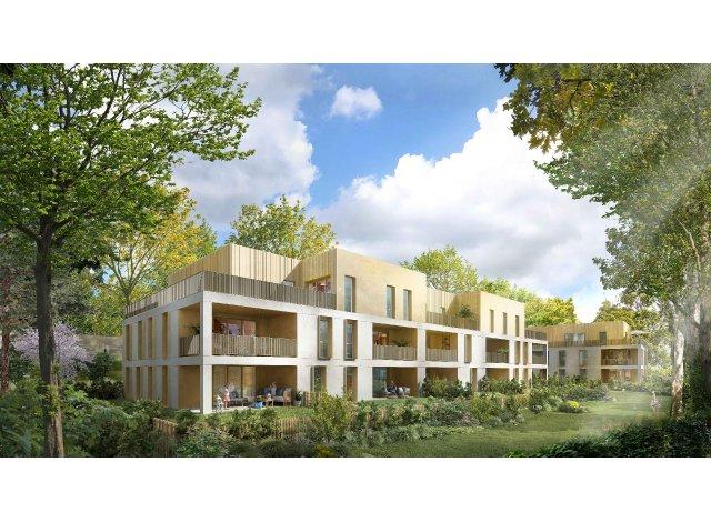 Programme immobilier loi Pinel Clos Garden à Claix