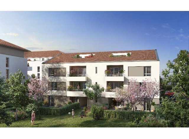 Pinel programme Residence Bella Toulouse