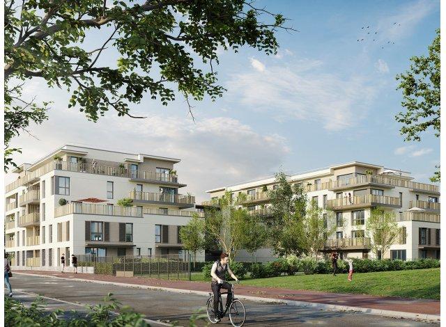 Programme immobilier loi Pinel Le Clos Breguet à Meaux