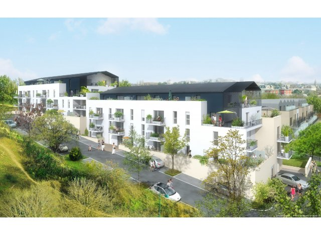 Programme immobilier loi Pinel Carpiquet M1 à Carpiquet