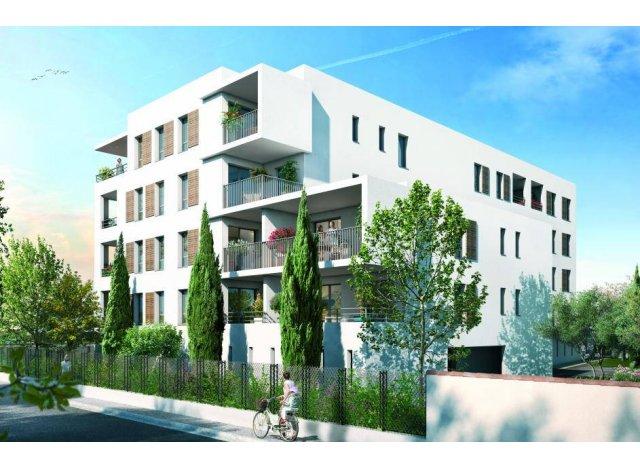 Programme immobilier loi Pinel Marseille 14ème M1 à Marseille 14ème