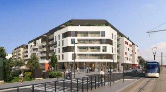 Pinel programme Les Balcons d'Opaline Pierrefitte-sur-Seine