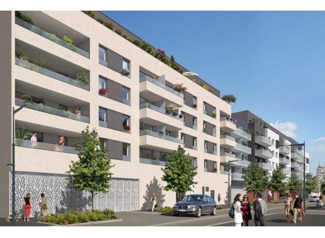Éco habitat éco-habitat Les Balcons d'Opaline à Pierrefitte-sur-Seine