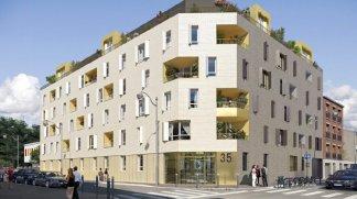 Eco habitat programme Square et Jardin Aubervilliers