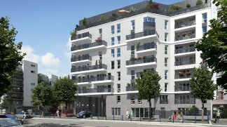 Programme immobilier neuf 62 Roosevelt Aubervilliers