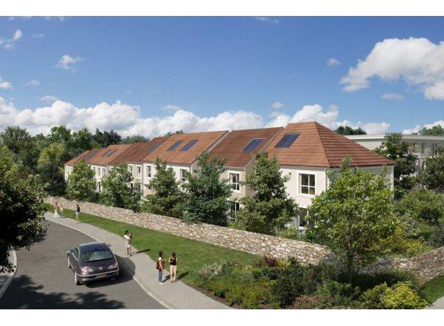Programme immobilier loi Pinel Le Domaine du Breuil à Combs-la-Ville